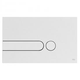 Кнопка Iplate 3/6 soft touch белая