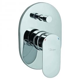 Верхняя часть смесителя Opal Prime для ванны