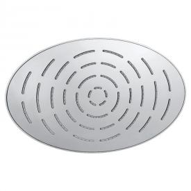 Верхний душ Maze овальный, хром