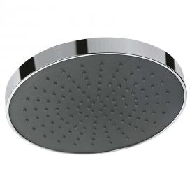 Верхний душ Rain shower круглый, хром