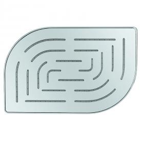 Верхний душ Maze, хром