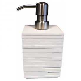 Дозатор Brick для жидкого мыла, белый