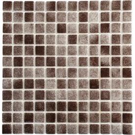 Мозаика Dark Brown PW25207