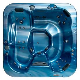 Гидромассажная ванна Laguna 213x213 с рамой