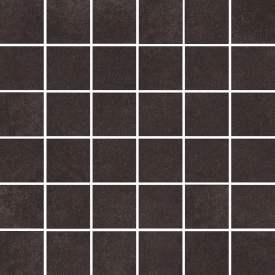 Декор City Squares Mosaic Anthracite