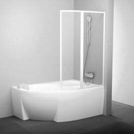 Штора для ванны VSK 2 Rosa 160 R