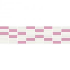 Декор Tensa White-Pink Mosaic