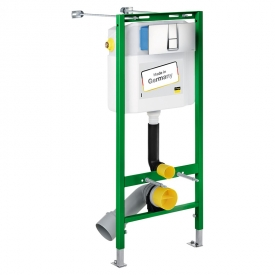 Инсталляционный модуль Eko Standart с крепежом и кнопкой