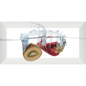 Декор Aqua Kiwi Fresa